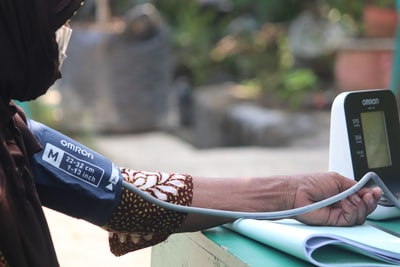 How to measure blood pressure without a bracelet
